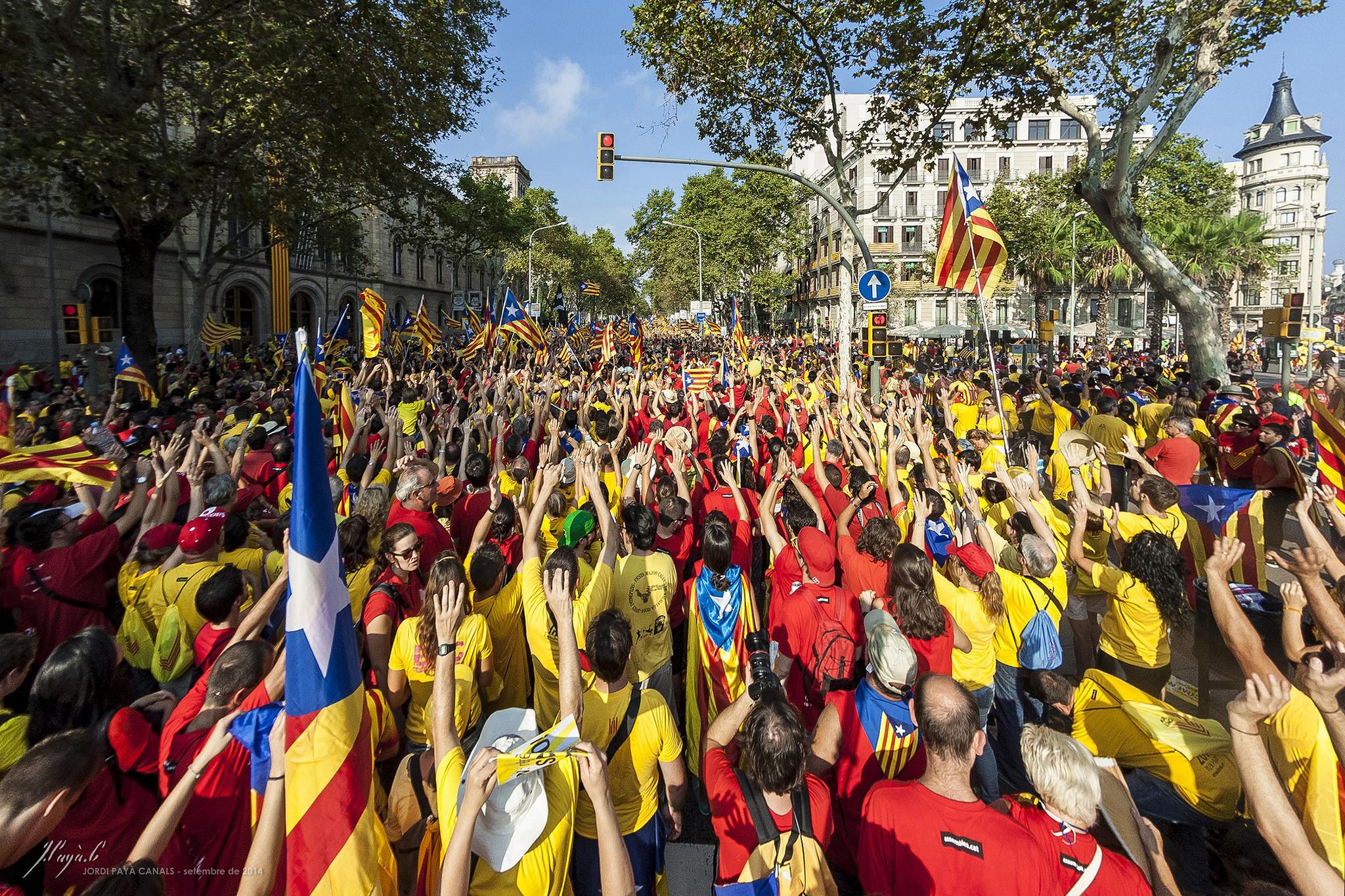 Catalonia is not Slovenia