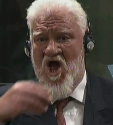 Slobodan Praljak – Did the war really end?