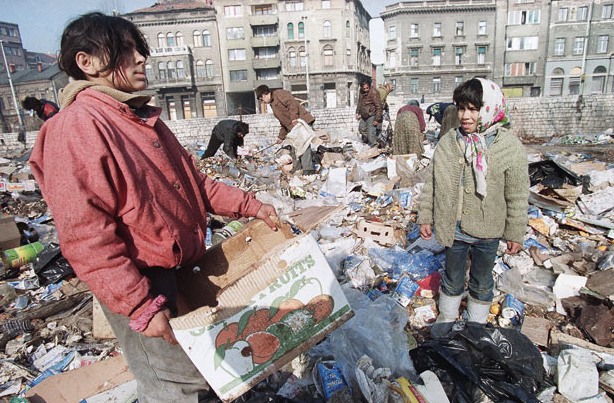 Timeline – The Bosnian War