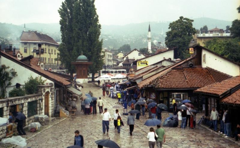 Sarajevo Markale Market Massacre