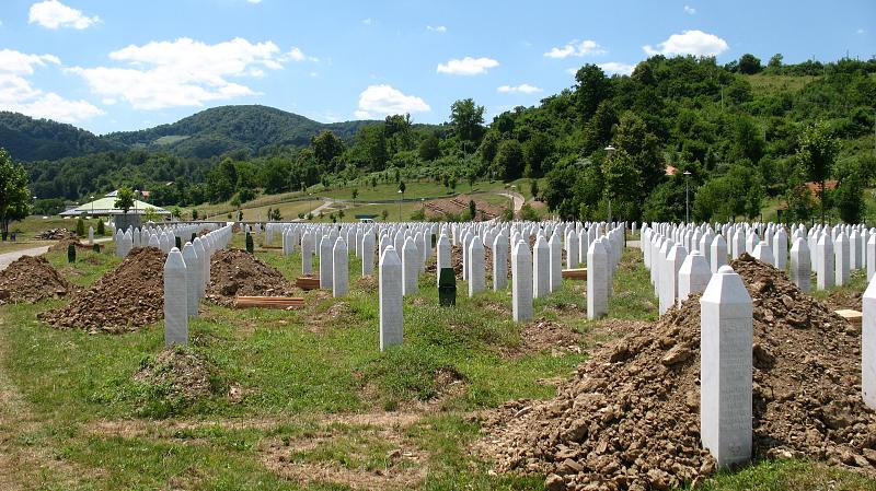 The Aftermath of Srebrenica