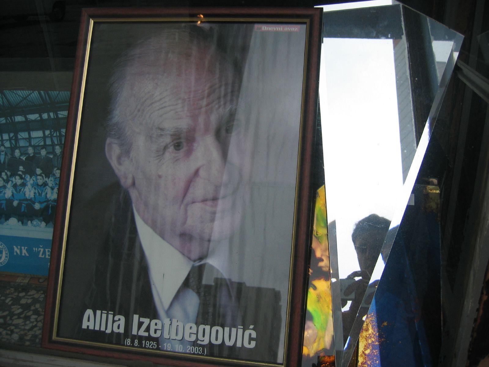 Alija Izetbegovic