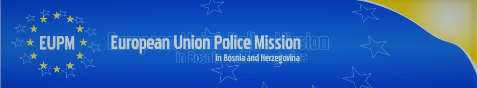 The European Union Police Mission for Bosnia and Herzegovina