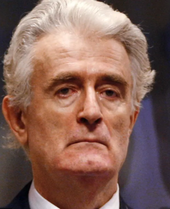Sentence increased to life for Bosnian Serb leader Radovan Karadzic