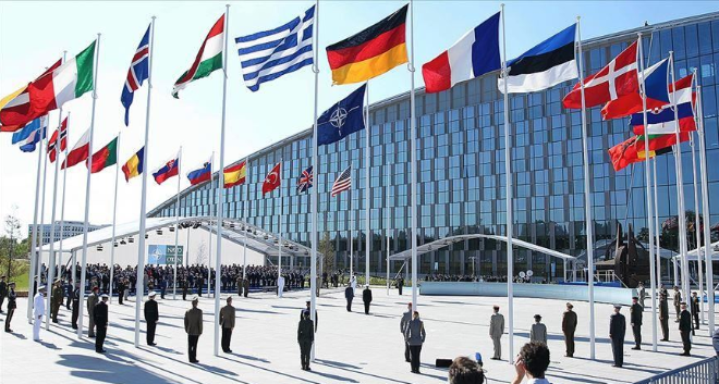 NATO Celebrates 70th Birthday