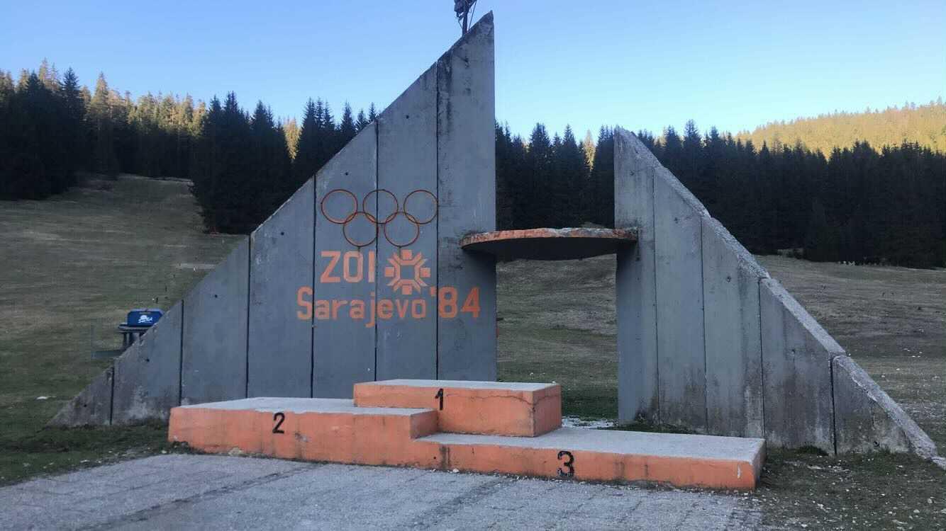 1984 Winter Olympics – Sarajevo '84